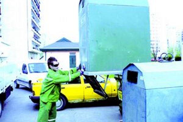 Podstatnú časť dlhov tvoria poplatky za odvoz odpadu.