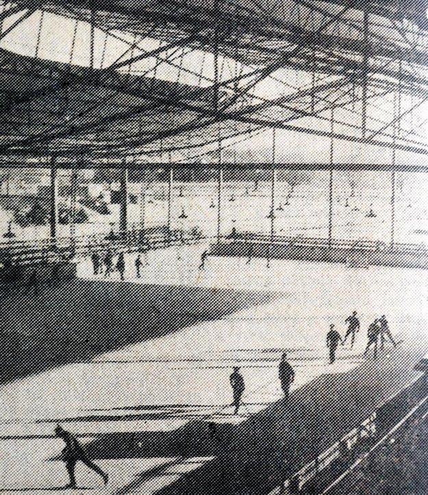 Rok 1968: Nitriansky zimný športový stánok dostáva svoju dávno vytúženú tvár.