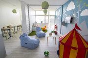 Multifunkčná miestnosť v galantskej nemocnici.