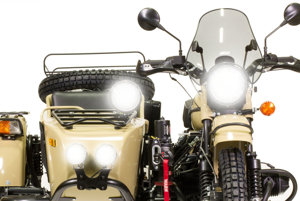 Ural Gear Up Sahara