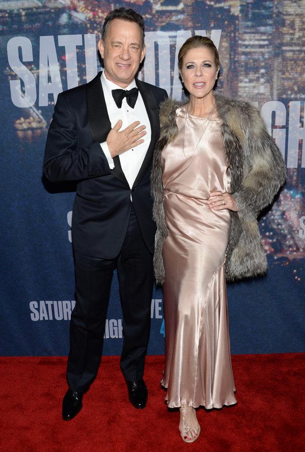 S manželkou Ritou Wilsonovou tvoria jeden z najstabilnejších párov Hollywoodu.