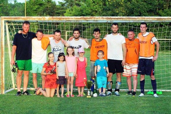Víťazom turnaja sa stalo mužstvo Brigoši.