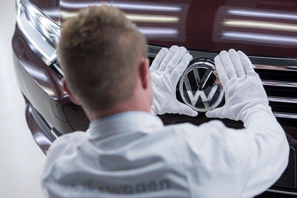 Z firiem na Slovensku bodoval Volkswagen.