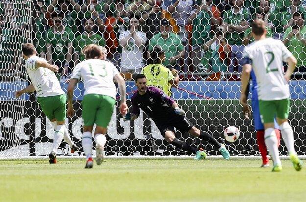 Bradyho gól Írom na postup do štvrťfinále nestačil.