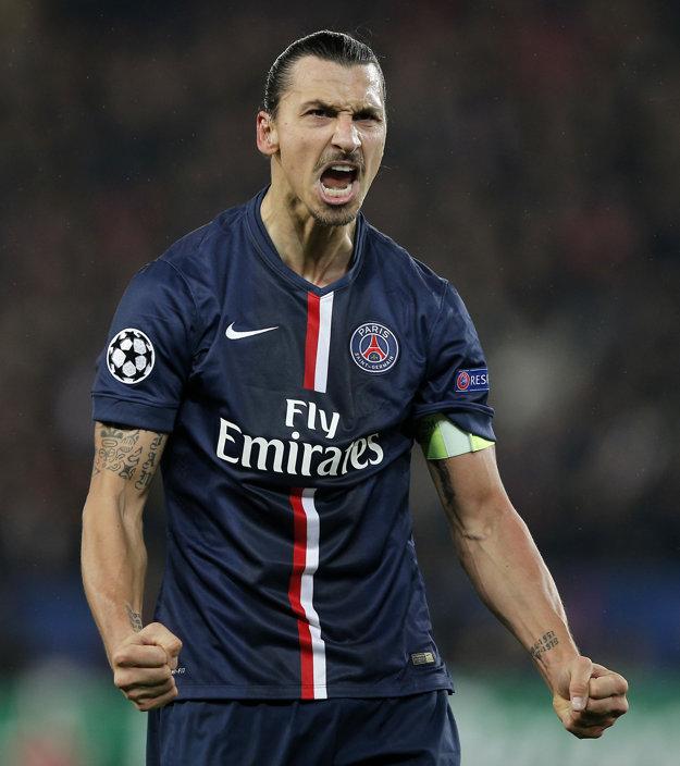 Zlatan Ibrahimovič sa už nebude z gólov tešiť v drese PSG.