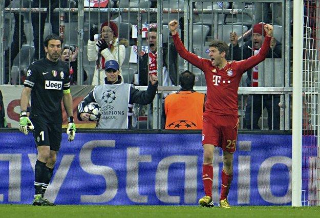 Thomas Müller pred pár mesiacmi Gianluigiho Buffona v Lige majstrov prekonal. Podarí sa mu to aj na EURO?