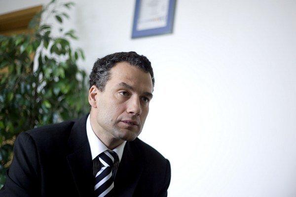 Generálny riaditeľ Všeobecnej zdravotnej poisťovne Marcel Forrai.