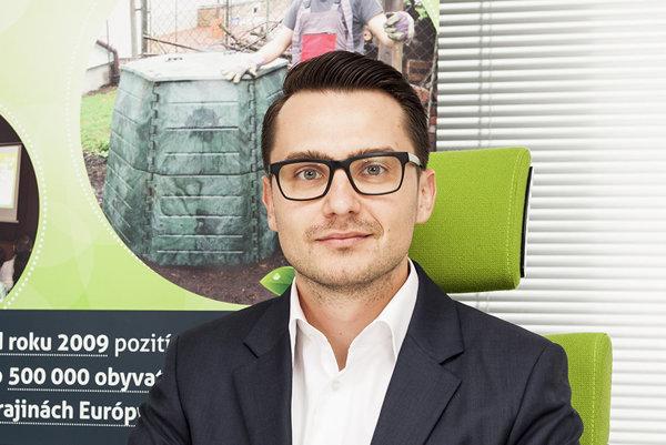 Základ triedenia je vytvoriť pohodlný systém, tvrdí Marián Kobolka z JRK Waste Management.
