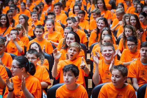 Detská univerzita je príležitosťou, ako aktívne prežiť časť prázdnin.