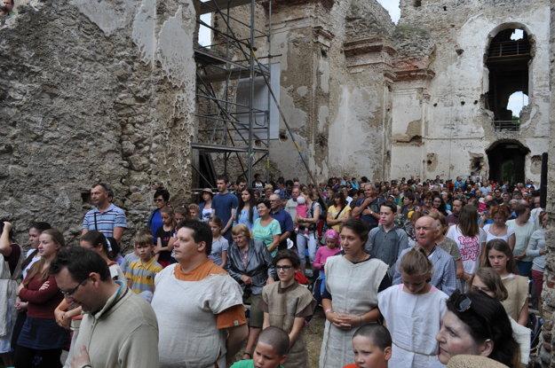 Svätá omša na Katarínke na sviatok sv. Cyrila a Metoda.