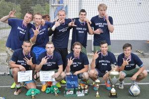 Galacticos získal tretiu trofej za sebou