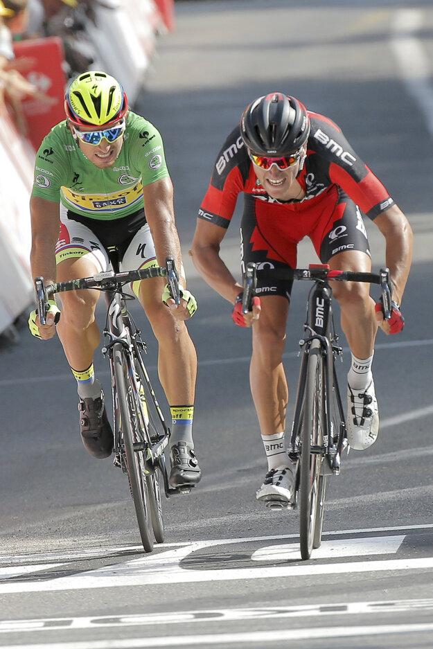 Etapu na Tour de France ovládol Greg van Avermaet dosiaľ jediný raz. Práve vlani v trinástej etape porazil v záverečnom súboji Petra Sagana.