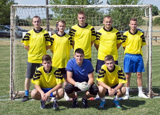 Turnaj vyhralo mužstvo Komunál.
