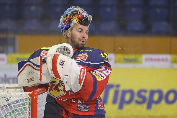 Marek Šimko v drese HKM (ilustračné)