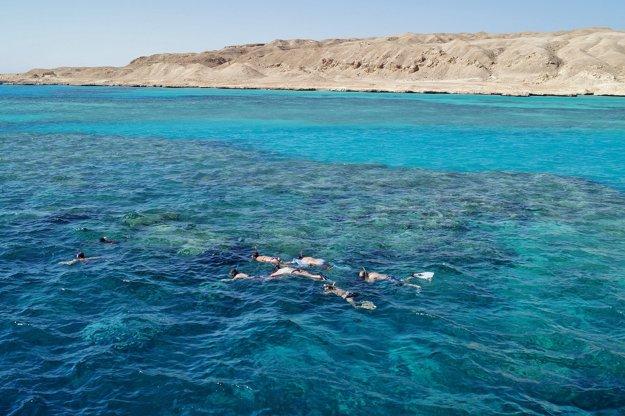 Egypt je vychýrenou potápačškou destináciou.