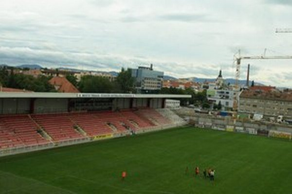 Trnavský štadión.