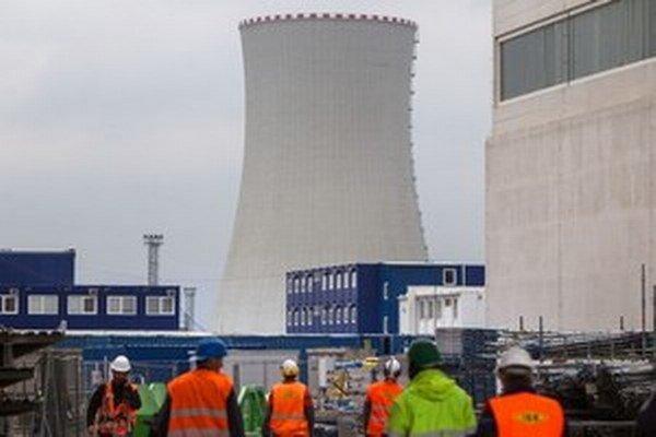 Posledný blok atómky v Mochovciach by mal začať vyrábať elektrinu v roku 2017.