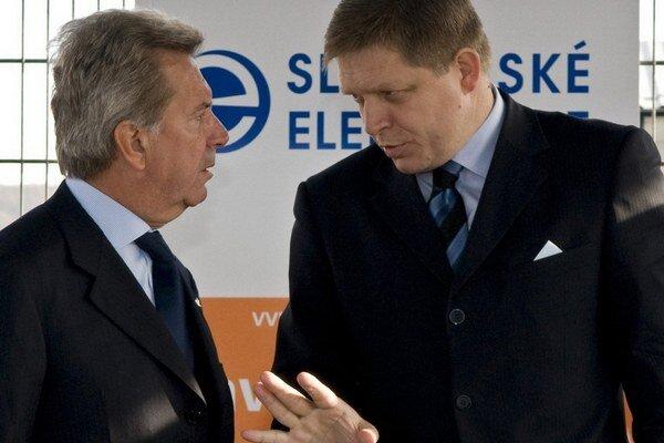 Premiér Enelu Gabčíkovo odobral, Slovensko to však môže stáť priveľa.