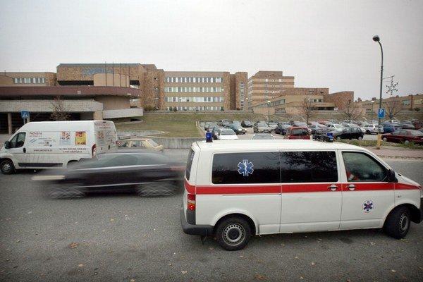 V nemocnici na Antolskej riešia haváriu na výmenníkovej stanici.