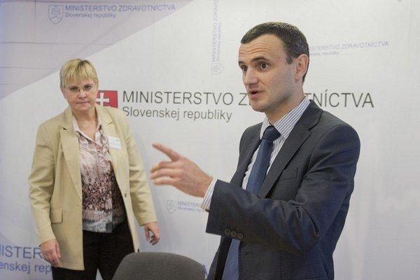 Šéf Inštitútu zdravotnej politiky ministerstva zdravotníctva, ktorý plán pripravil, Ivan Poprocký.