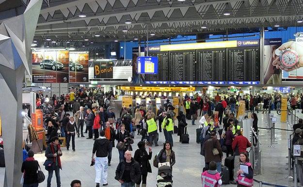 V Európe platia na každom letisku rovnaké obmedzenia pre tekutiny v príručnej batožine.