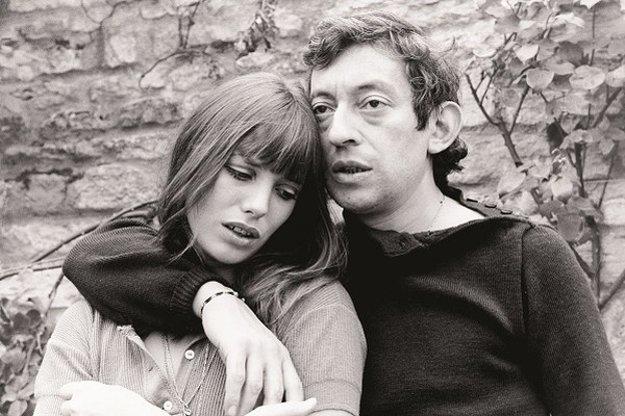 Jane Birkin a Serge Gainsbourg