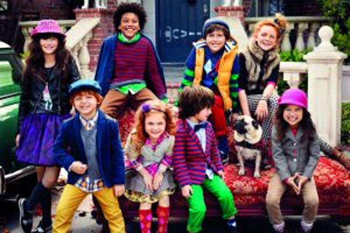 9b57da29eb Čo obliecť deťom do školy  - Žena SME