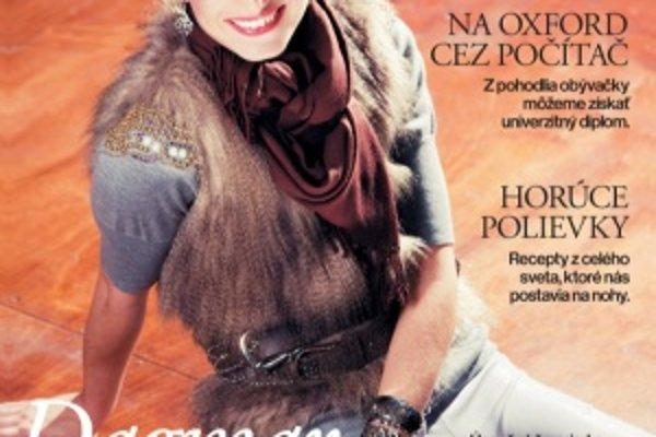 už v piatok 14. 1. v printovej verzii magazínu smeŽeny