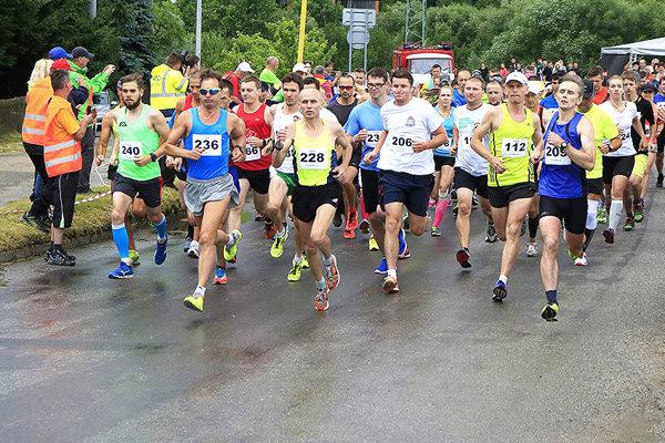 Bežci mali ideálne podmienky na beh.
