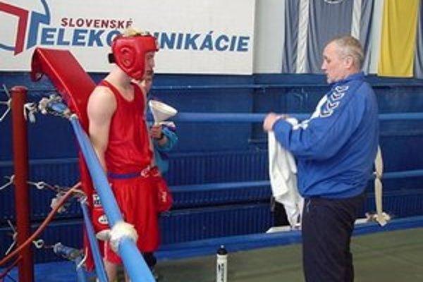 Tréner MŠK Vranov Marián Smolák sa teší na vrcholné podujatie v domácom prostredí.