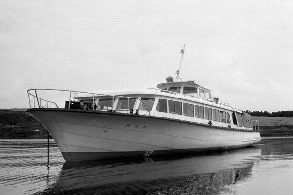 Domaša dostala prvú osobnú výletnú loď, pre 150 osôb vyrobenú v Maďarsku. Priehrada svojou 18 km dĺžkou, z toho 12 km splavných loďou, poskytovala príjemné prostredie na rekreáciu (5. augusta 1970).