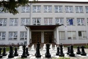 Jubilujúca škola v Sečovskej Polianke.