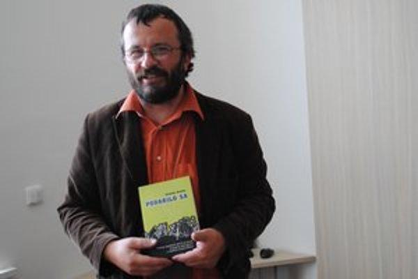 Alexander Mušinka vydal ďalšiu knihu o Rómoch.