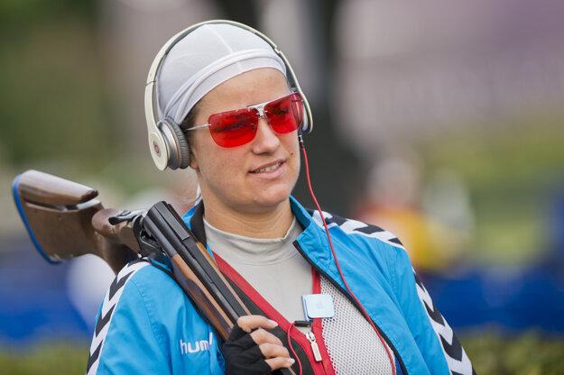 Rehák Štefečeková patrí medzi najúspešnejšie slovenské športovkyne.