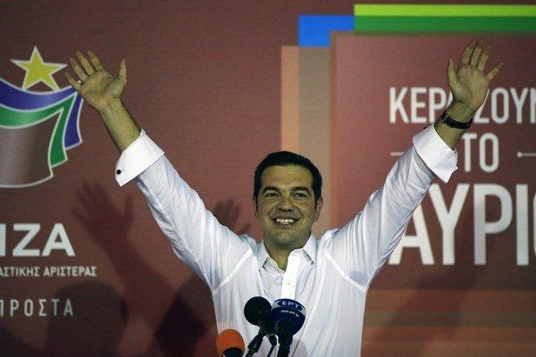 Skončilo sa obdobie, keď Tsipras vyvolával veľké emócie.