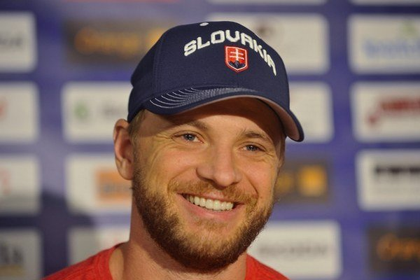 Hokejista Marián Gáborík pôsobil v miestnom klube Minnesota Wild.