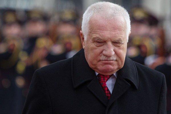Václav Klaus je odlišná osobnosť.