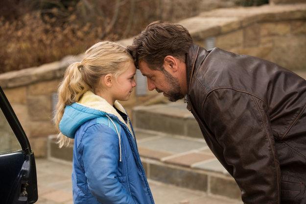 Russell Crowe dostal zase raz úlohu muža s duševnou poruchou.