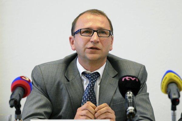 Štefan Hlinka by mal vo vedení Železníc SR skončiť.