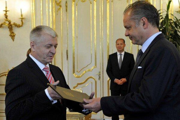 Pavol Pavlis sa stal ministrom hospodárstva pred troma týždňami.