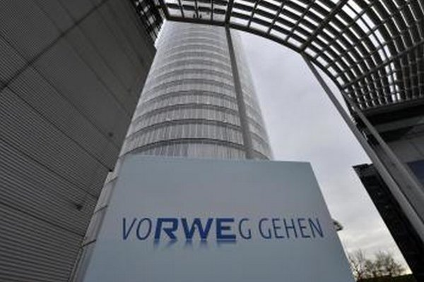 Nemecká centrála RWE.