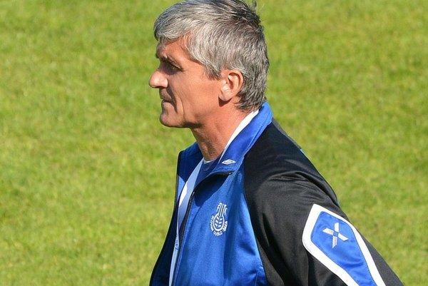 Pavol Bartoš je nahnevaný, že dorast Šale sa nedostal do druhej ligy.