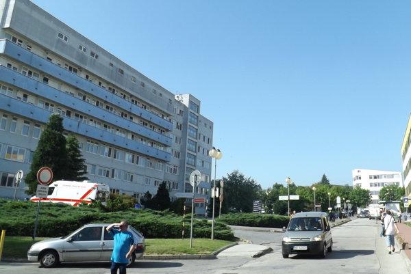 Pavilón chirurgických disciplín.