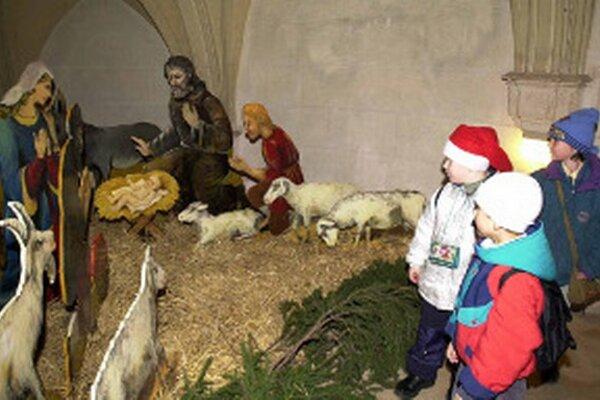 Bojnický zámok opäť dýcha vianočnou atmosférou.