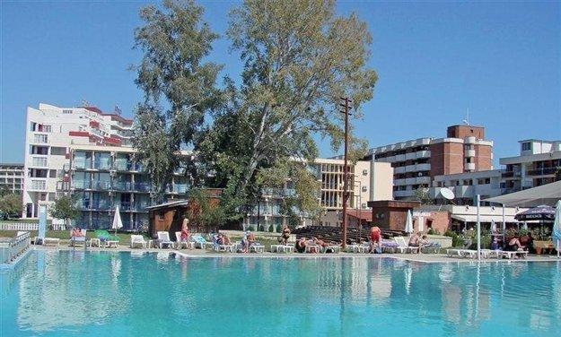 Hotel Pliska(3*), Zlaté piesky