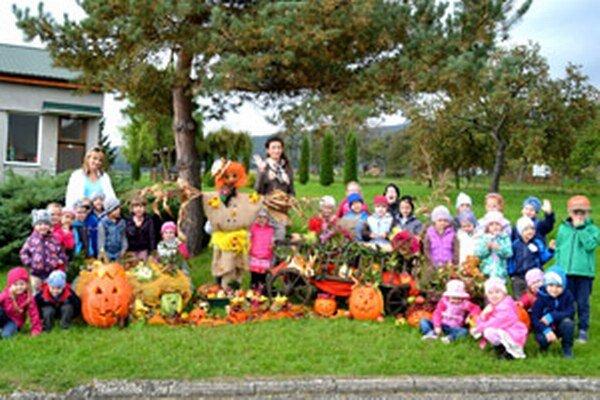 Jeseň v Porube je pestrá.