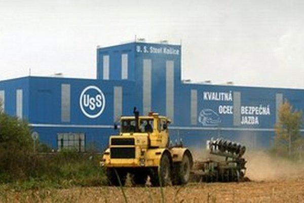 Košická fabrika bola minulý rok stratová len pre pokles cien emisných povoleniek, zisk výroby udržala.