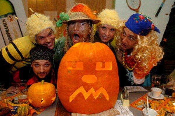 Halloweenu sú venované aj niektoré podujatia na hornej Nitre.