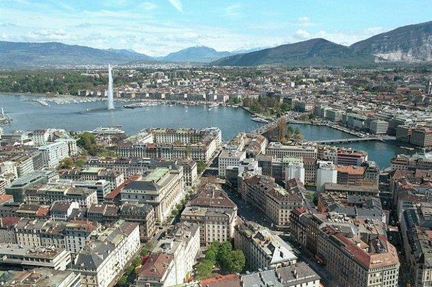 Švajčiarska Ženeva je dôležité centrum svetovej diplomacie. V rebríčku jej patrí 8. miesto.