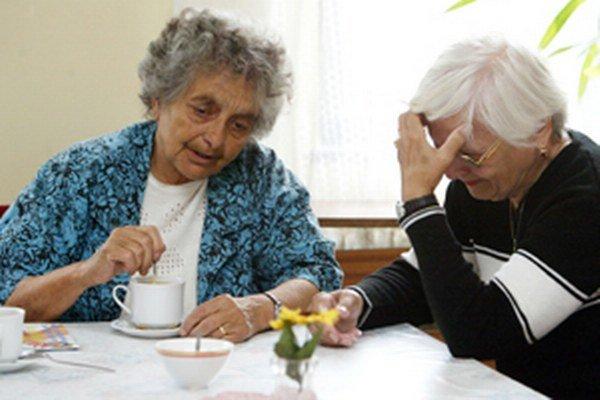 Populácia v Trenčianskom kraji starne.